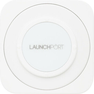 IPORT Launch Port Wall Station White