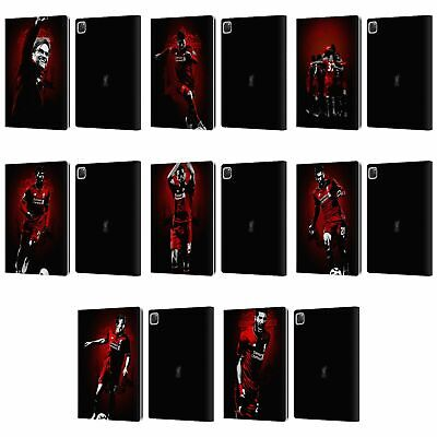 OFFICIAL LIVERPOOL FOOTBALL CLUB RED PRIDE PU LEATHER BOOK CASE FOR APPLE iPAD