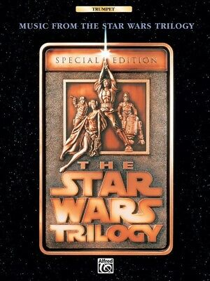 Music from The Star Wars Trilogy : special edition for trumpet John Williams