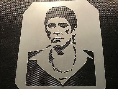Paint - Airbrush Stencil Scarface