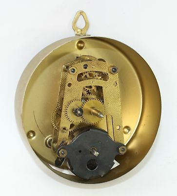 VINTAGE FRANZ HERMLE CLOCK MOVEMENT- W. GERMANY- 32.55cm - PARTS/REPAIR - KC561