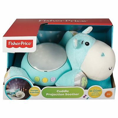 NEW Fisher-Price Cuddle Projection Soother