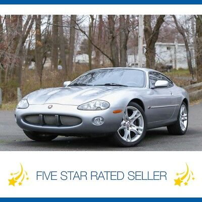 Jaguar XKR Supercharrged Coupe 62K mi V8 Navigation Serviced 2002 Jaguar XKR Supercharrged Coupe 62K mi V8 Navigation Serviced Garaged!