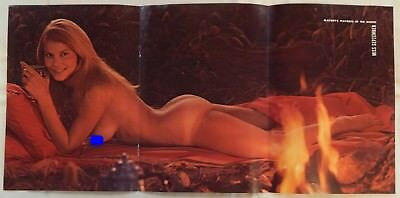 Kristine Hanson September 1974 Playboy Centerfold Pin Up Poster