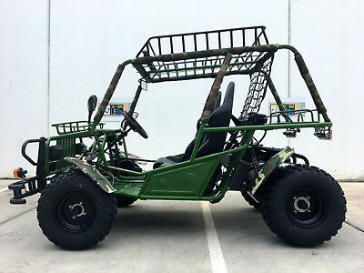 Synergy Hunter 200Cc Utv Side X Side Farm Dune Buggy Go Cart Utv Atv Quad