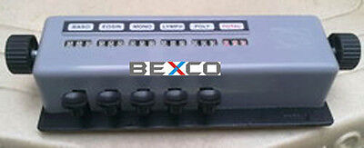 Top Quality Brand BEXCO Blood Cell Counter 5 Keys Lab Equipment FREE Shipping