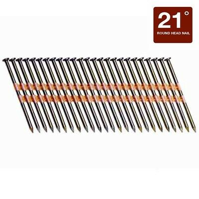 3 IN. LONG Steel Framing Nails 4000 Pieces Carpentry Full Round Head ...