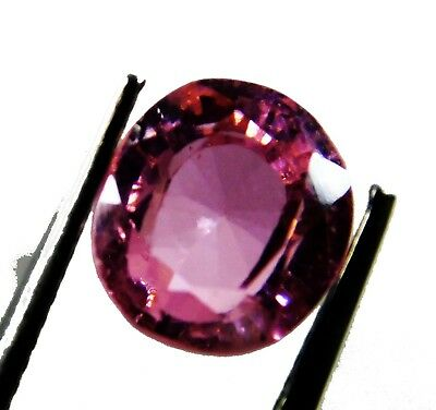 Natural 5.65 Ct. Untreated Oval Cut Kunzite Loose Gemstone. 7232 J