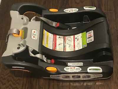 Chicco Keyfit 30 Extra Car Seat Base NO ACCIDENTS NOT EXPIRED (Jan 2021) Carseat