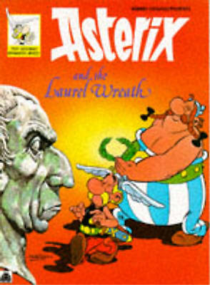 Asterix and the Laurel Wreath (Knight Books), Goscinny, Uderzo, Used; Good Book