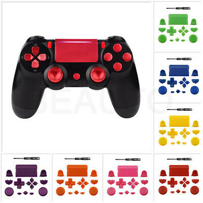 Solid Full Buttons Screwdriver Set for Sony PS4 Controller Replacement Parts