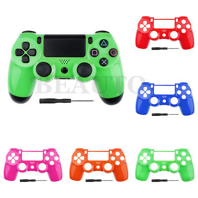 For PS4 Playstation 4 Controller Front Housing Shell Case Cover Replacement Part