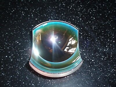 DICHROIC REFLECTOR 70mm DIAMETER - CONCAVE FRONT COATED MIRROR    * BRAND NEW *