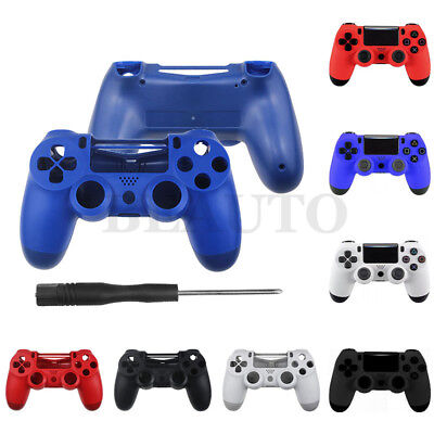 Top Back Housing Shell Case Replacement for PS4 Pro Controller Dualshock 4