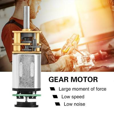 DC6V 2W GM12BY20 Gear Motor With Magnetic Coded Disc Hall Encoder 10mm Shaft wtt