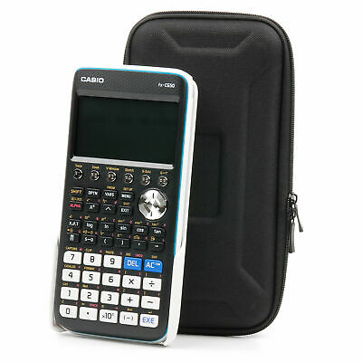 Hard Graphic Calculator Carry Case for Casio Graph 25+E | 35+ E | 35+E