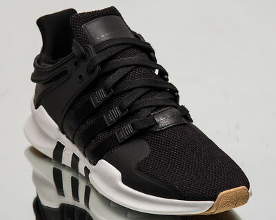 9b7df113a794 adidas Originals EQT Support ADV Men New Black White Lifestyle Sneakers  B37345