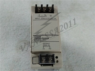 Omron Power Supply S8VS-12024 100-240V 24VDC New In Box