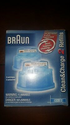 Braun CCR2 Clean and Renew Cartridge