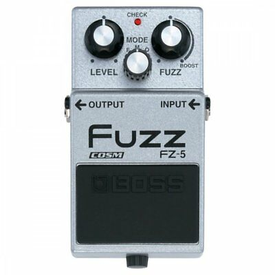 Boss FZ-5 Vintage Fuzz Effects Pedal (B-Stock)