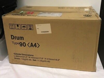 Genuine Ricoh Priport Drum Type 90 for HQ7000/HQ9000 (205869)