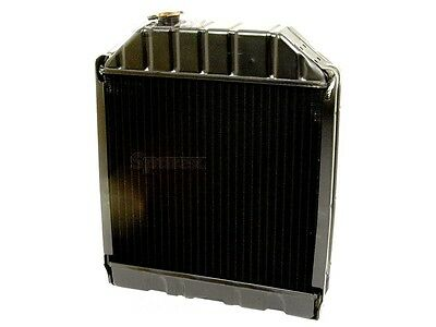 Radiator Fits Ford 2000 3000 4000 2600 3600 4100 4600 3610 4110 4610 Tractors.