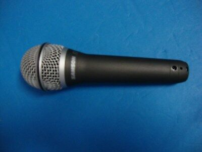 Samson Q7 Wired XLR Professional Dynamic Vocal Performance Microphone