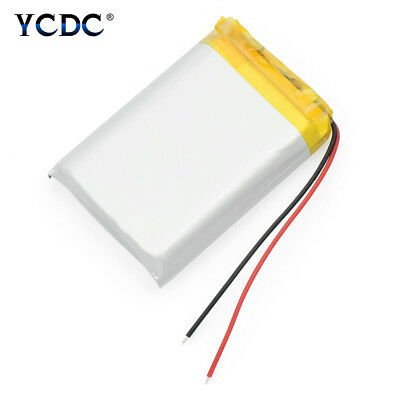 103450 3.7V 2000mAh Lipo Battery Replacement For DVD POS Machine Camera iPod 6E