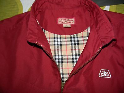 PIONEER red jacket men's Large Technology That Yields plaid lining farming seeds
