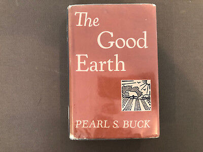 The Good Earth by Pearl S. Buck (HC, 1965)