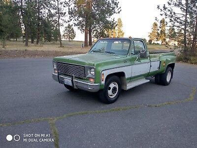 1976 GMC Sierra 3500 Sierra GMC 3500 Big Block 454! Automatic with A/C TACH Excellent Condition! MUST SEE!!!