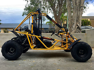 Synergy Bandit 200Cc Dune Buggy Go Cart Atv Quad Utv Side X Side