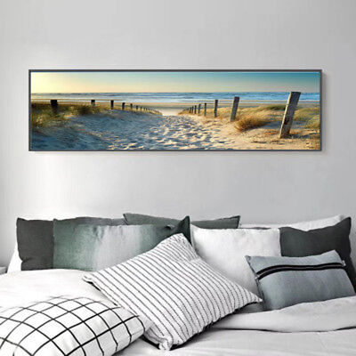 Large Canvas Huge Modern Home Wall Decor Art Painting Picture Print Unframed