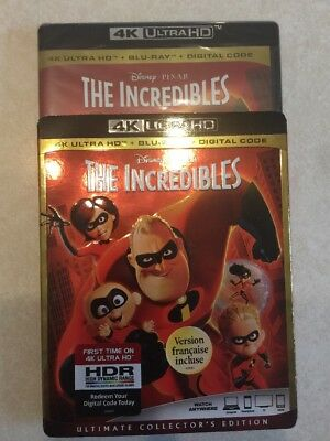 Then Incredibles 4k