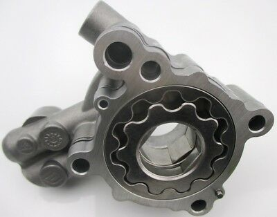 Harley Oil Pump, HVHP Billet Aluminium. Suit Twin Cam models 99-06, OEM 26035-99
