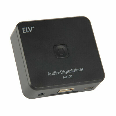 ELV Audio-Digitalisierer AD100, Stand-alone-Betrieb (ohne PC), Playback-Funktion