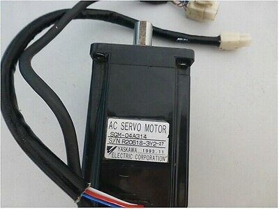 USED Yaskawa Servo Motor SGM-04A314 tested