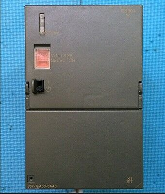Used Siemens PS307 Power Supply 6ES7 307-1EA00-0AA0 Tested