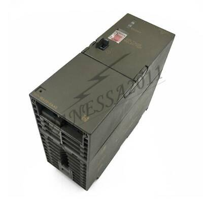 Used Siemens Simatic S7 PS307 6ES7 307-1BA00-0AA0 24VDC Power Supply Tested
