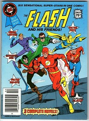 Flash & Friends Digest DC Special Series #24. Vol5. DC Feb 1981. VFN-/VFN
