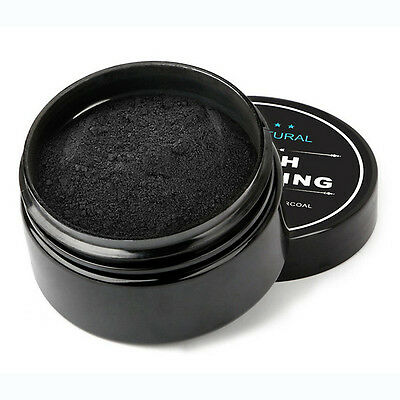 New Teeth Whitening Powder Bamboo Activated Organic Charcoal Natural Teeth Tooth