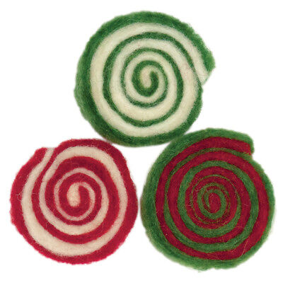 1x Needle Felting Candy Swirls Sewing Craft Tool Hobby Art UK Bulk Filoro