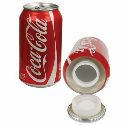 Safe Can Stash Soda Hidden Container Smell Proof Cash Diversion Secret Weed