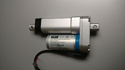 Electric linear actuator SKF CAHB-10 500N