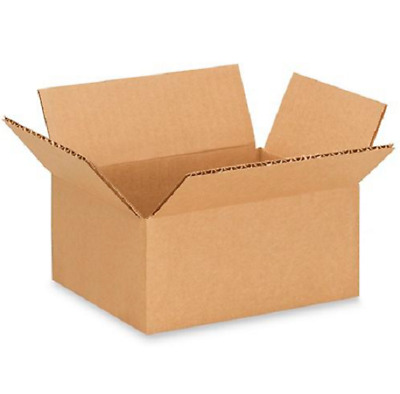25 7x4x2 Cardboard Paper Boxes Mailing Packing Shipping Box Corrugated Carton