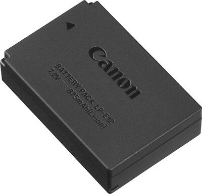 Canon - Rechargeable Lithium-Ion Battery Pack for Canon LP-E12