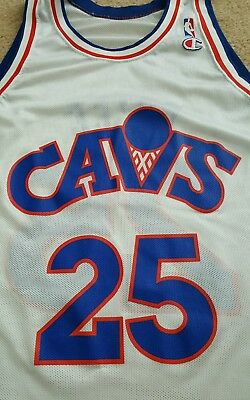 fbb1407fe694 Vintage Champion Mark Price Home Cavaliers Jersey 48 XL Cavs 90s BRAND NEW