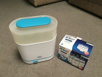 Philips Avent 3- in- 1 electric steam sterilizer