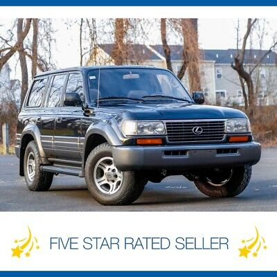 Lexus LX lx 450 Fully Serviced Loaded FJ80 CARFAX Land Cruiser 1997 Lexus LX450 192K mi Fully Serviced Loaded FJ80 CARFAX Land Cruiser