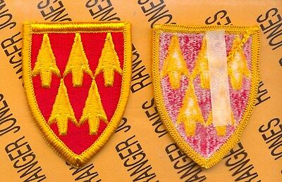 US ARMY 32nd Air Defense Artillery ADA Brigade uniform patch